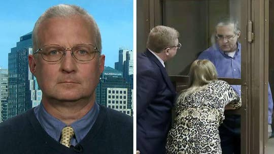 Brother of American held in Russia without bail: No way Paul Whelan was there as a spy