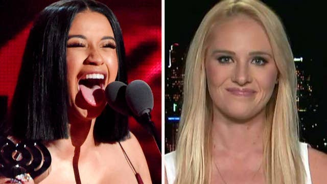 Tomi Lahren addresses her Twitter feud with Cardi B.