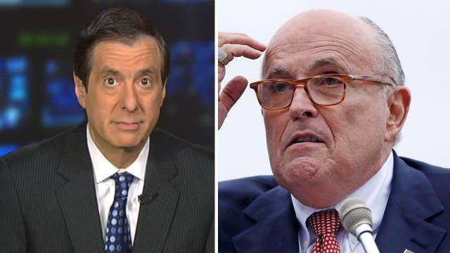 Kurtz: Why some of the Rudy-bashing goes too far