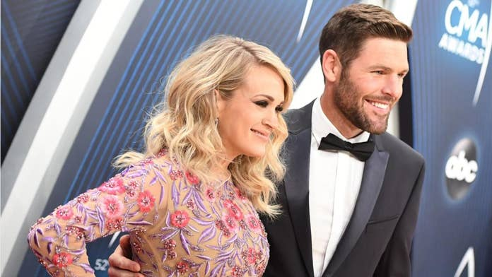 Carrie Underwood shares sweet photo of baby son Jacob