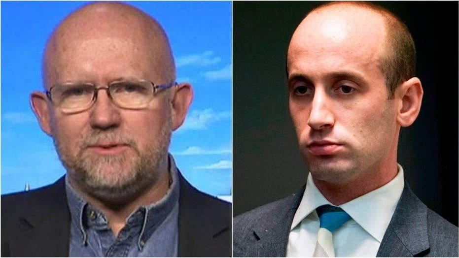 GOP Strategist Rick Wilson takes a swipe at White House senior policy adviser Stephen Miller