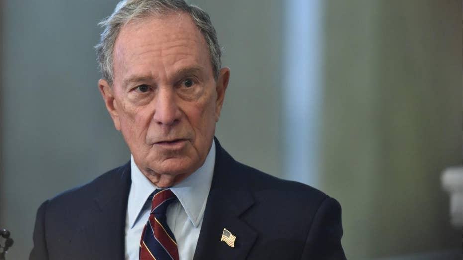Gun foe Bloomberg accused of hypocrisy after calling for armed private force at Johns Hopkins U.