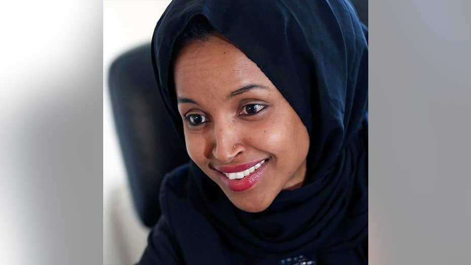 Rep. Ilhan Omar, D-Minn., under fire on social media for going after Covington Catholic students