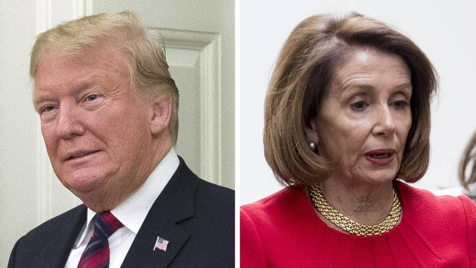 Trump sends letter to Pelosi pledging to go ahead with State of the Union address