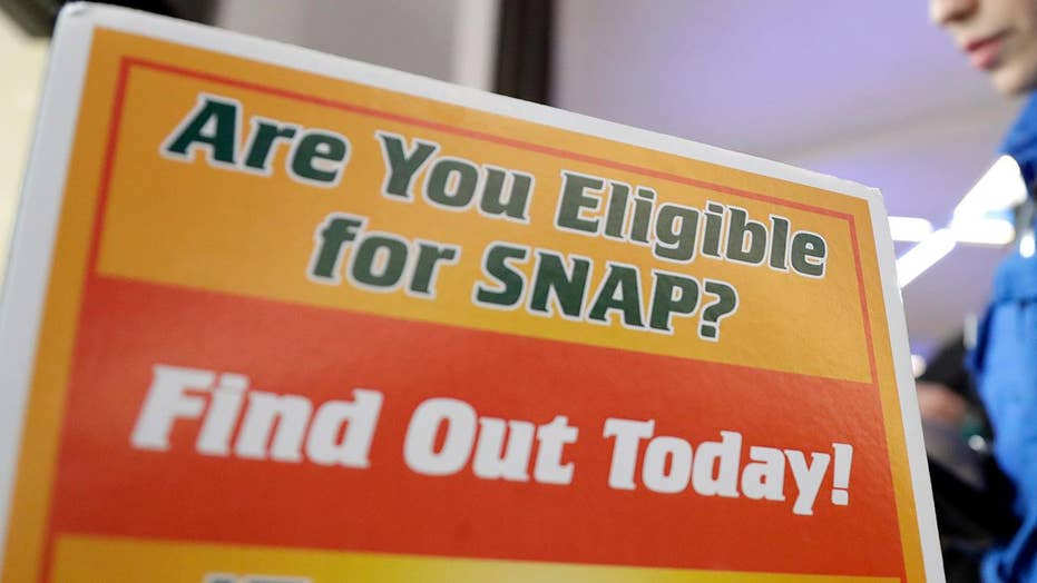 Ominous signs for food stamp program as partial government shutdown continues