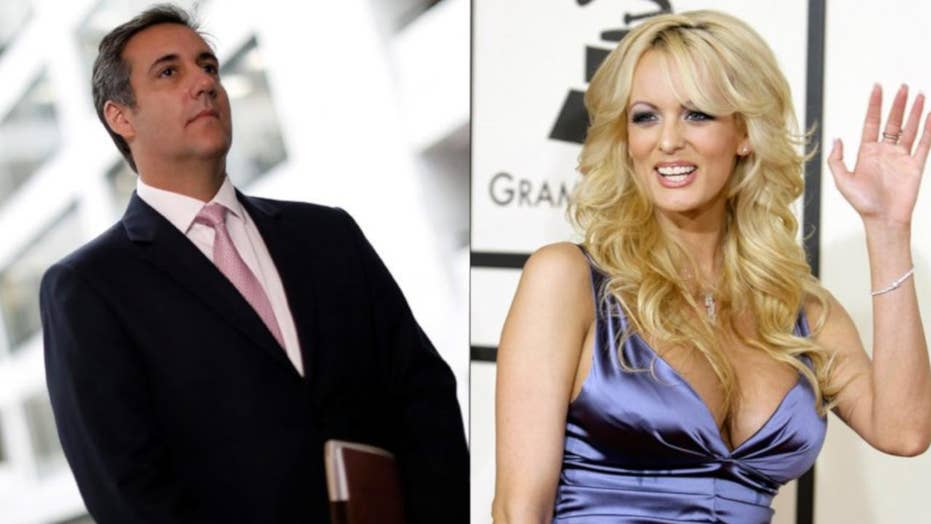 Stormy Daniels blasts Cohen in profanity-laden tweet for postponing Capitol Hill testimony