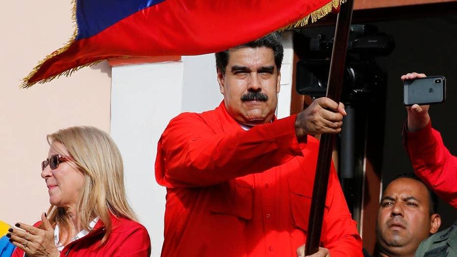 Venezuela's Nicolas Maduro gives US diplomats 72 hours to abandon country