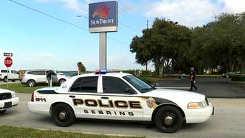 Gunman kills five people in Florida bank shooting