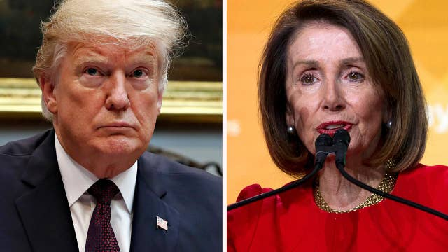 Trump postpones State of the Union after tense back-and-forth with Pelosi