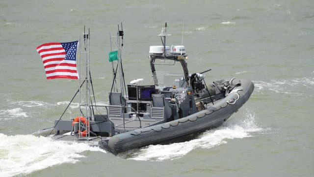 Navy to test 'ghost fleet' attack drone boats in war scenarios