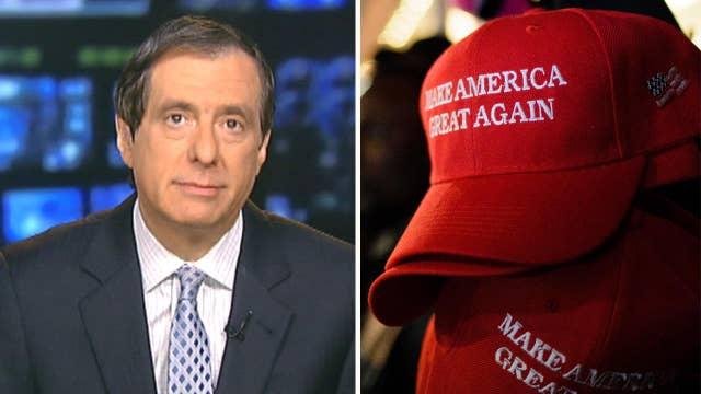 Howard Kurtz: Comparing pro-Trump hats to KKK hoods? Really?