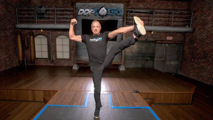 Diamond Dallas Page wants to make you superhuman with DDP Yoga