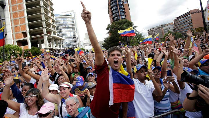 Chaos in Venezuela a new concern for family of American detained by Maduro government