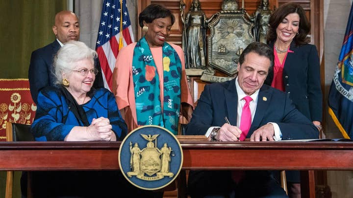 Faith leaders outraged at New York legalizing abortion until birth