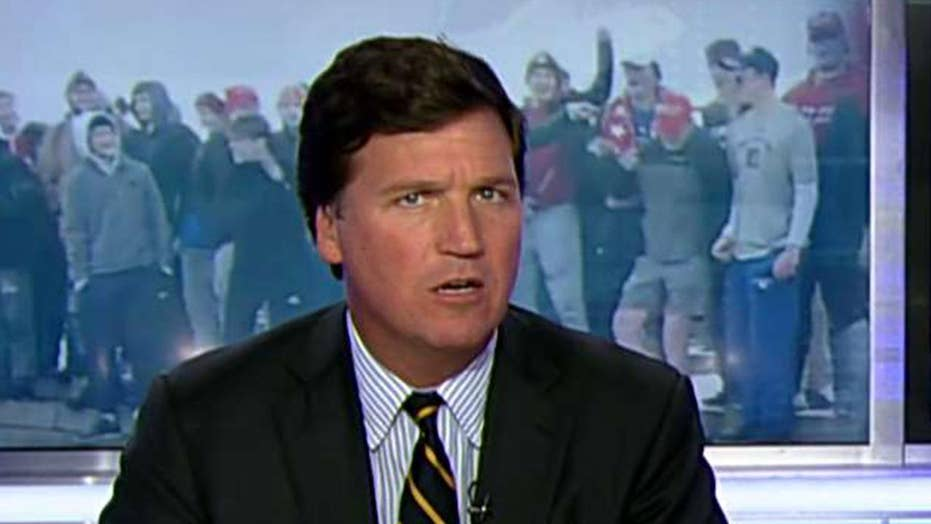 Tucker: Ruling class was wrong about Covington students