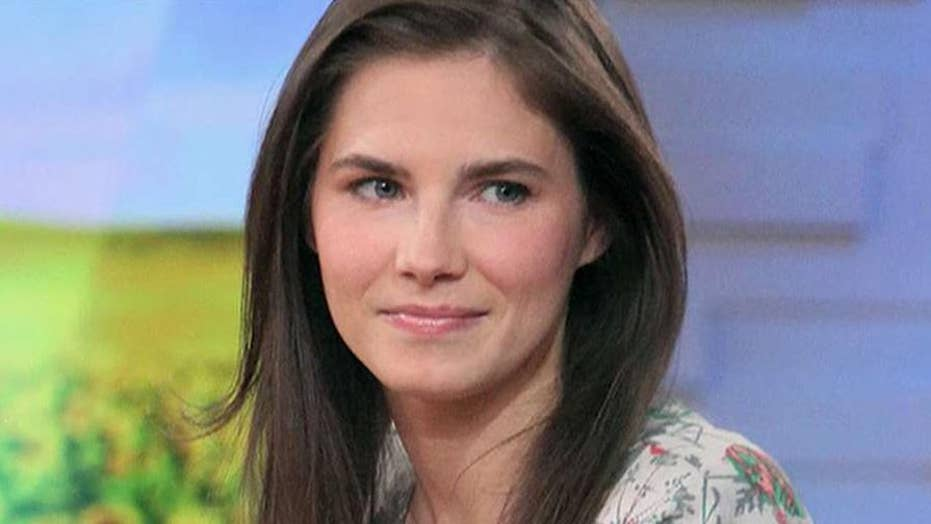 Italy ordered to pay damages to Amanda Knox over handling of 2007 murder case