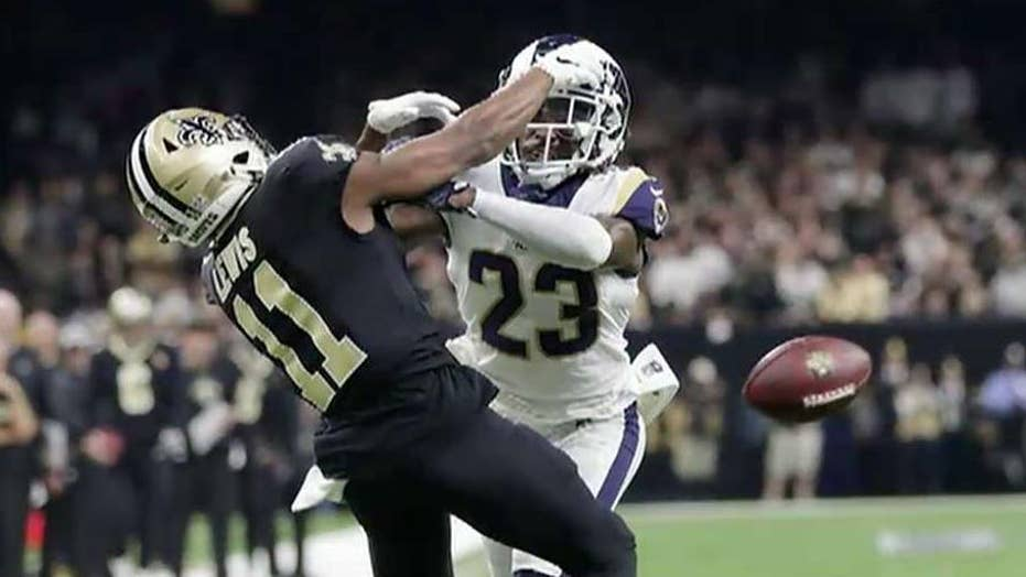 Attorney suing NFL to answer for blown call in Saints-Rams playoff game