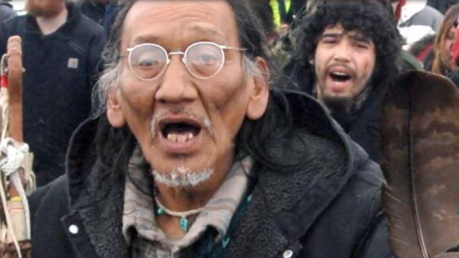 Report: Native American activist Nathan Phillips has a criminal record, including assault and escape from prison