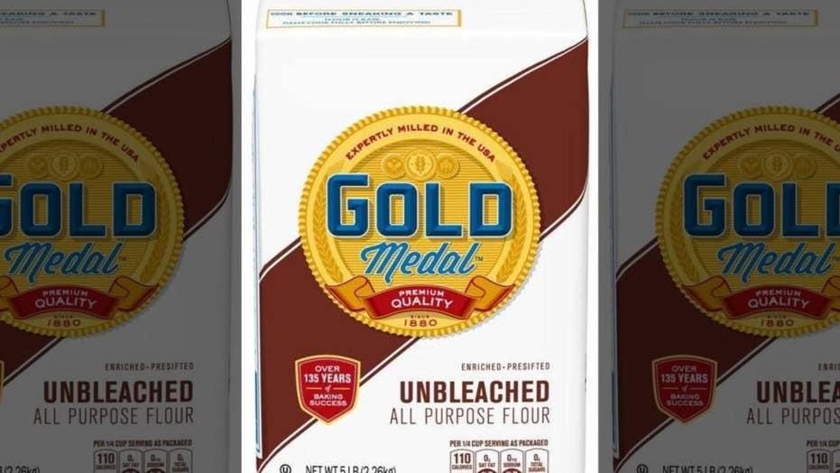 General Mills recalls flour over salmonella concerns