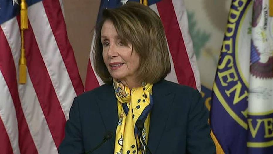 Pelosi gives House members a three-day weekend, no deal to end government shutdown on the table