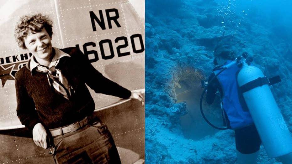 Amelia Earhart discovery? Researchers eye Papua New Guinea 'wreck site'