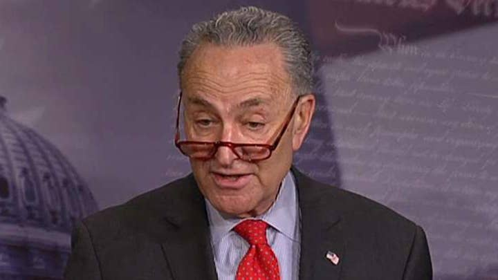Schumer on deal to end partial government shutdown: Hopefully, President Trump has learned his lesson