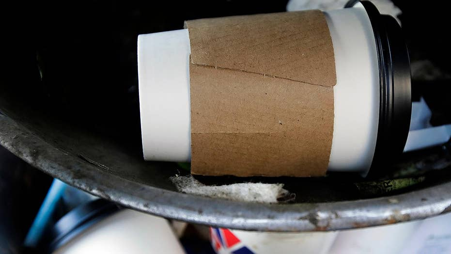 Berkeley, California to charge extra fee for disposable cups