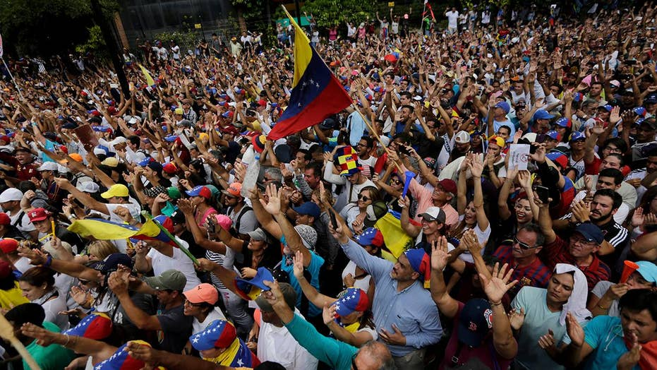 Crisis in Venezuela threatens trade relationship with US