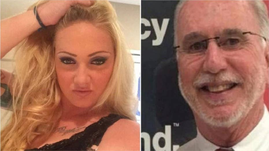Exotic dancer shot wealthy lover in the face after he dumped her: prosecutors