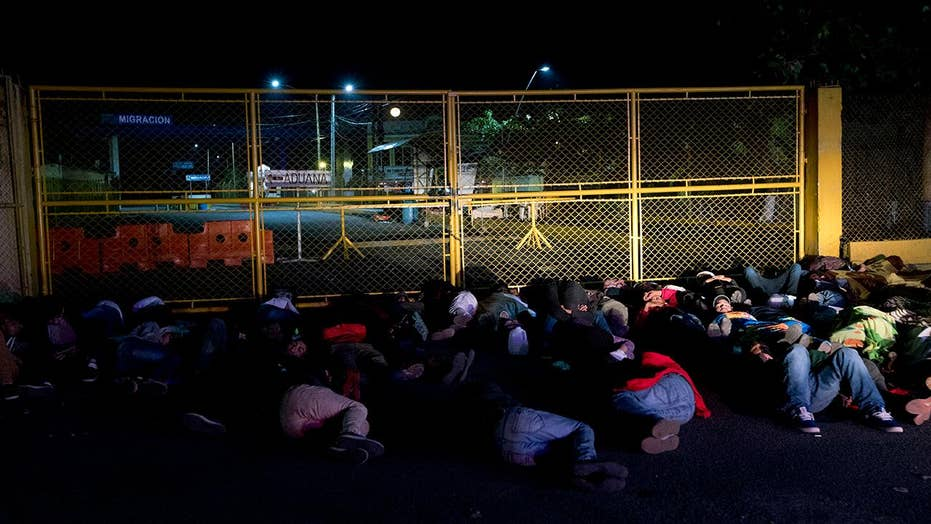 US to start sending asylum-seekers back to Mexico while cases play out