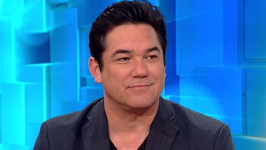 'Gosnell' star Dean Cain reacts to the left's push to protect abortion up to birth