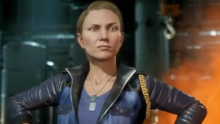 Ronda Rousey gets animated in 'Mortal Kombat 11'