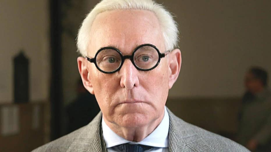 Roger Stone escorted from Florida home in early-morning hours to face charges in Mueller probe