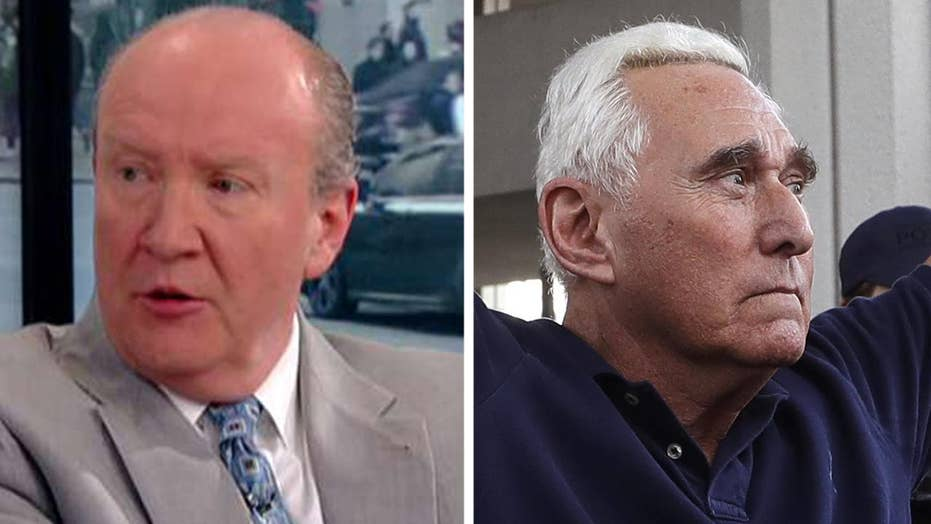 Andy McCarthy: No evidence of Russia collusion in Roger Stone indictment