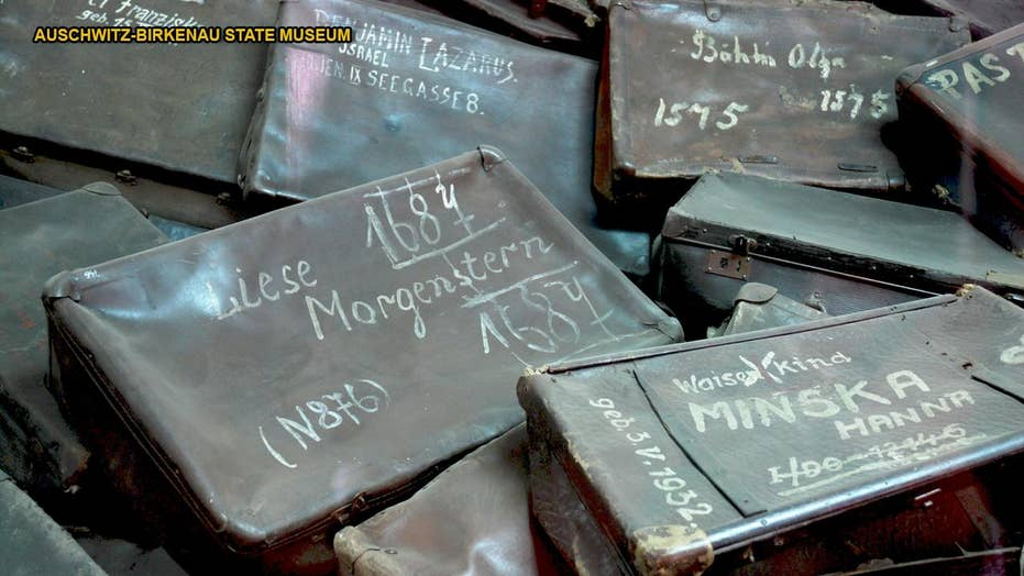Auschwitz historians preserve personal belongings of victims to keep 'memory of their owners alive'