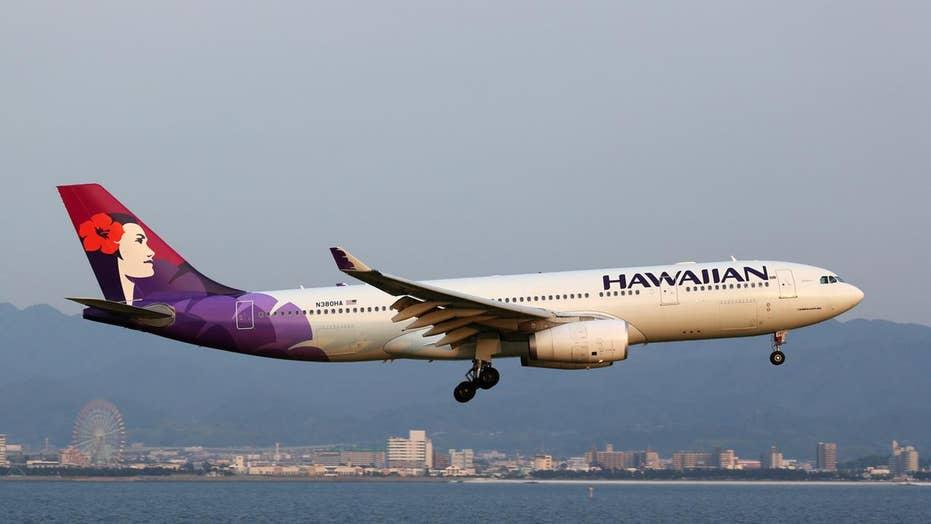 Hawaiian Airlines flight diverted after flight attendant dies