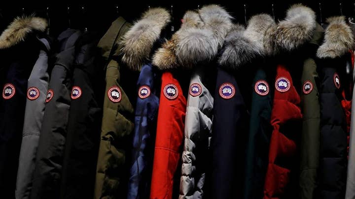 Thieves in Chicago are targeting Canada Goose coats