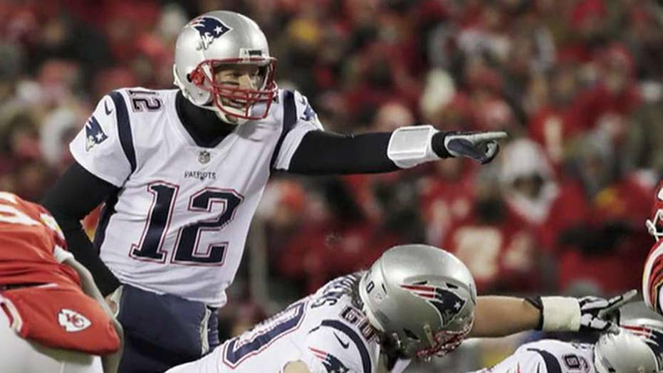 Tom Brady mentors, praises Chiefs quarterback Patrick Mahomes