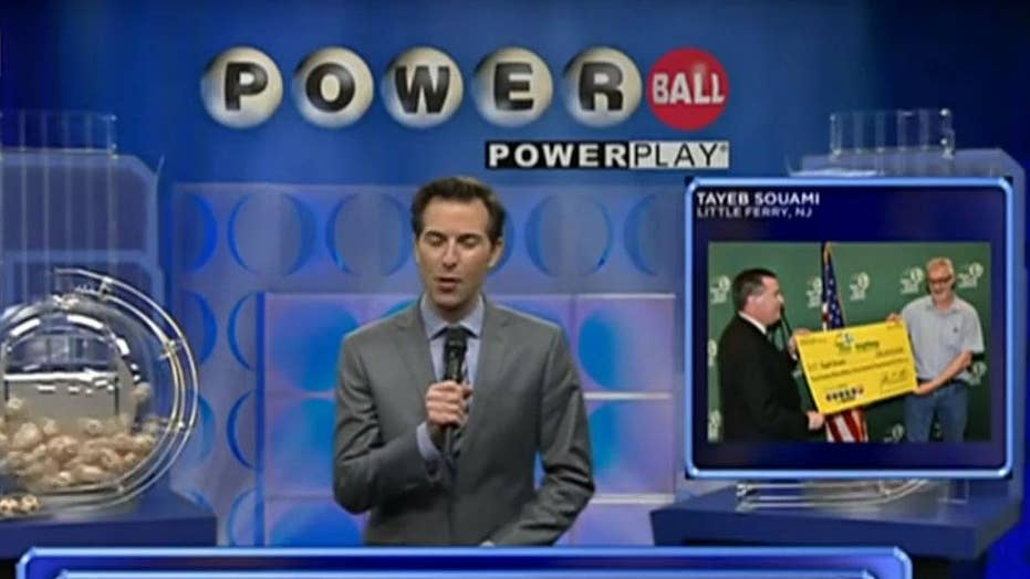 Winning ticket for $298M Powerball jackpot sold in New York