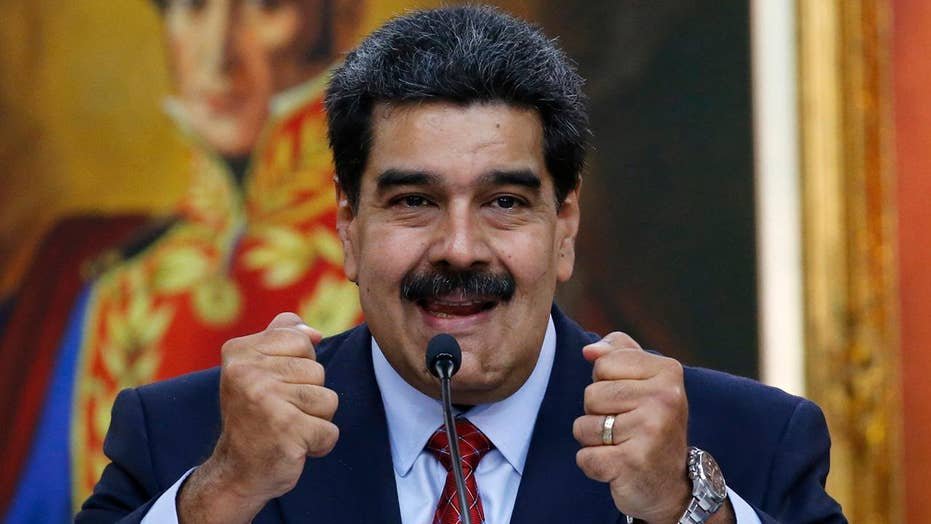 When can Venezuela expect ousted President Maduro to step down?