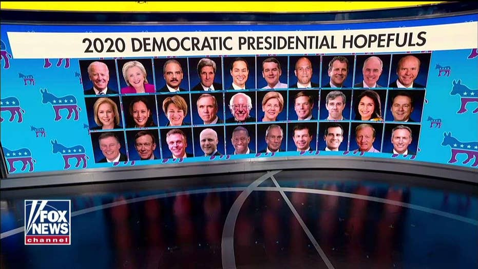 Huckabee on 2020 Hopefuls: Democratic Candidates Are Trying to 'Out-Left' Each Other