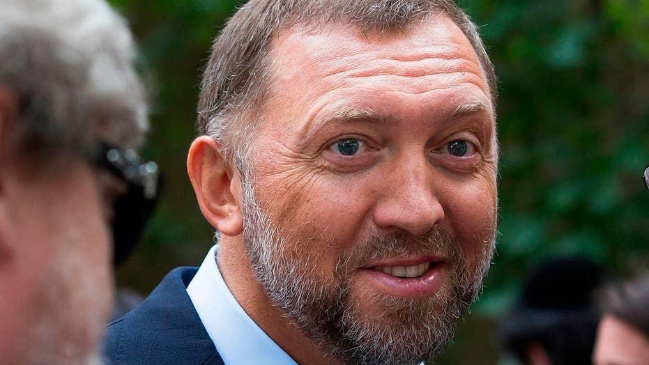 US Treasury lifts sanctions on three companies linked to Russian oligarch Oleg Deripaska