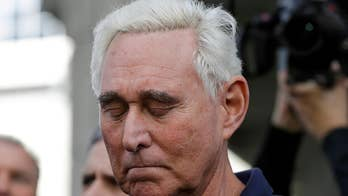 Roger Stone indicted, goes on TV