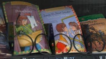 Florida elementary school debuts vending machine that sells books instead of snacks
