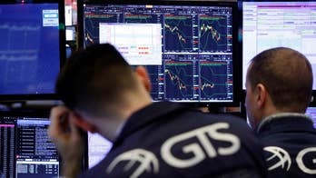 Stocks fall as companies report slow growth in China is hurting earnings