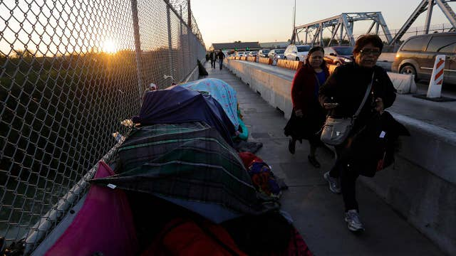 What is the economic impact of the broken US immigration system?
