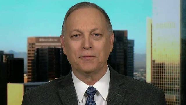 It will be hard to get a border deal done by February 15, Republican Rep. Biggs says