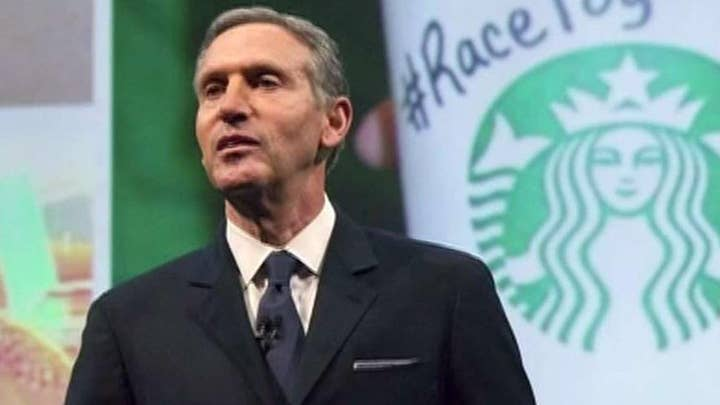 Ex-Starbucks CEO Howard Schultz 'seriously' considering presidential run as an independent