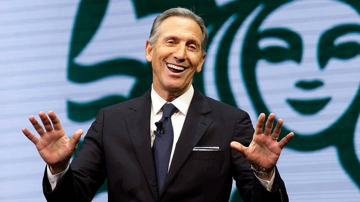 Democratic powerbrokers worry Howard Schultz could play presidential spoiler
