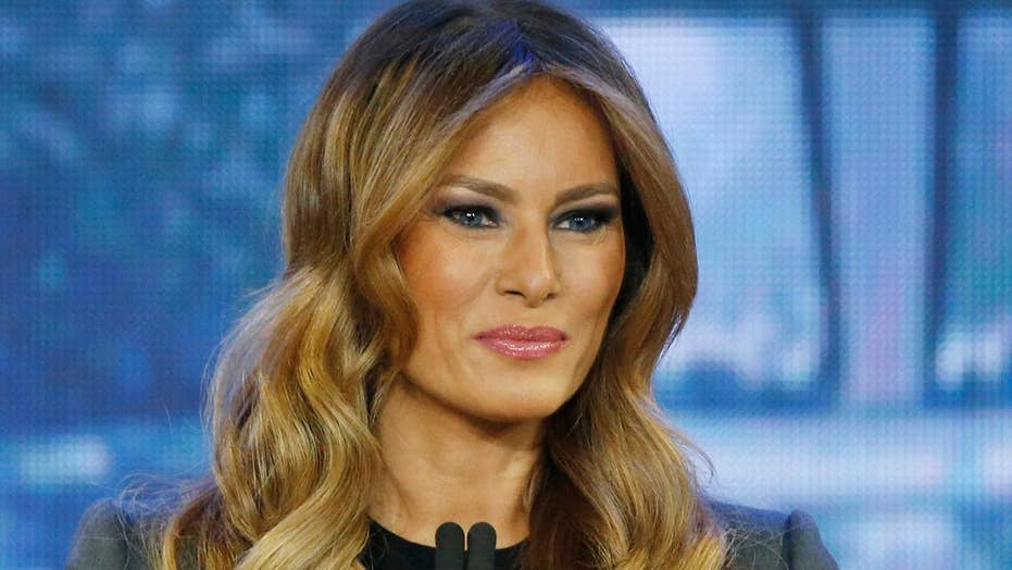 Telegraph to pay Melania Trump damages for publishing fake news of the first family